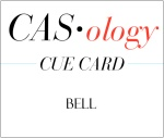 CASology Cue Card 71 - Bell