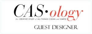 CASology Guest Designer Badge 2013