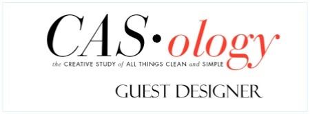 CASology Guest Designer Badge 2013