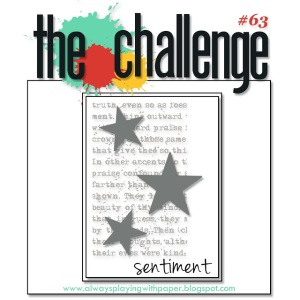 The Challenge #63 - March Week 1- Sketch