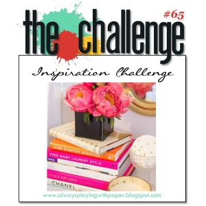 The Challenge #65 - March Week 3 - Photo Insp